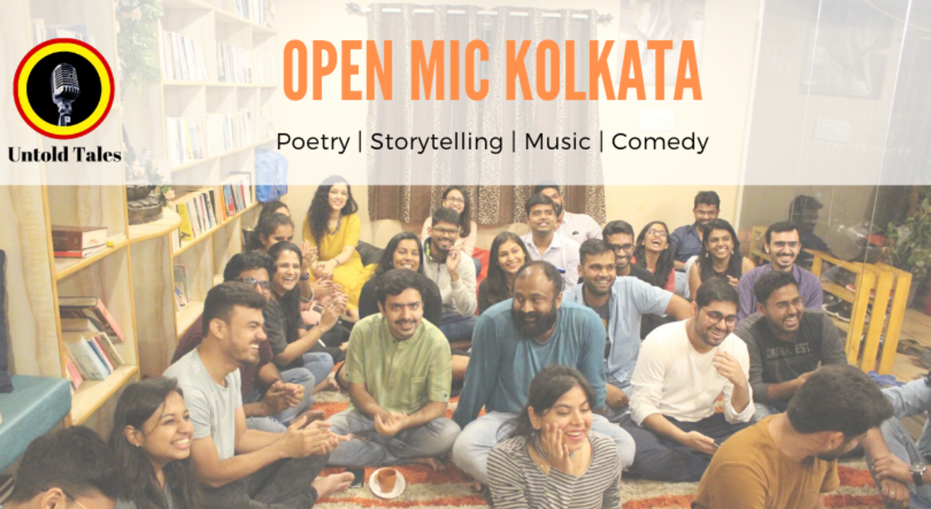 Open Mic Kolkata
