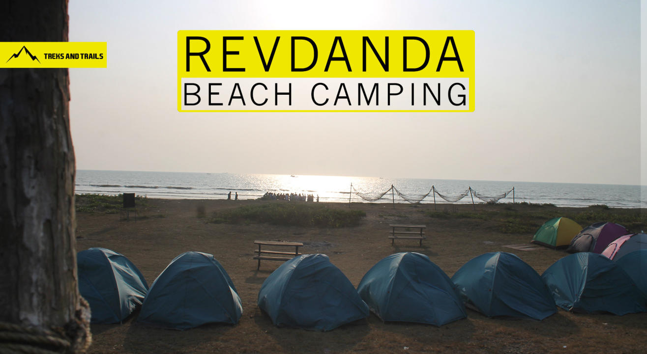 Revdanda Beach Camping | Treks And Trails