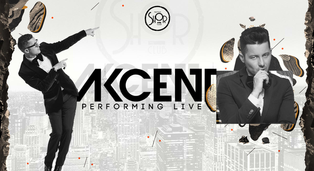 Akcent Performing Live