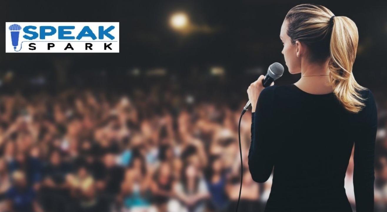 SpeakSpark -Public Speaking & Self Development Community