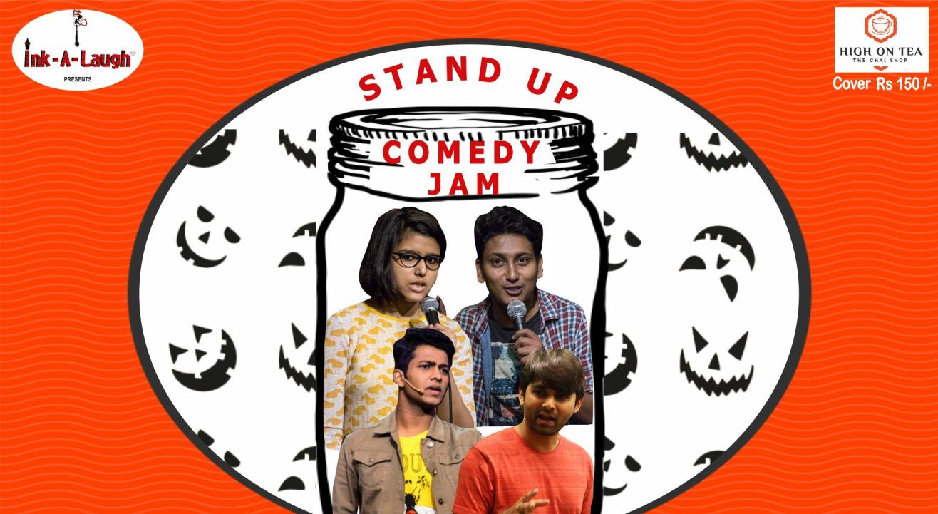 Ink-A-Laugh presents Stand Up Comedy Jam