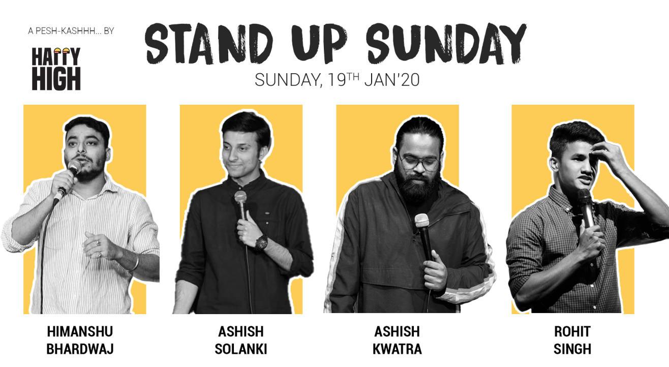 Standup Sunday - A standup comedy show