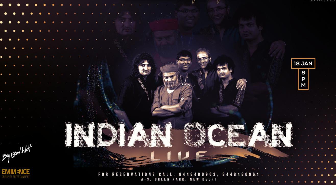 INDIAN OCEAN LIVE
