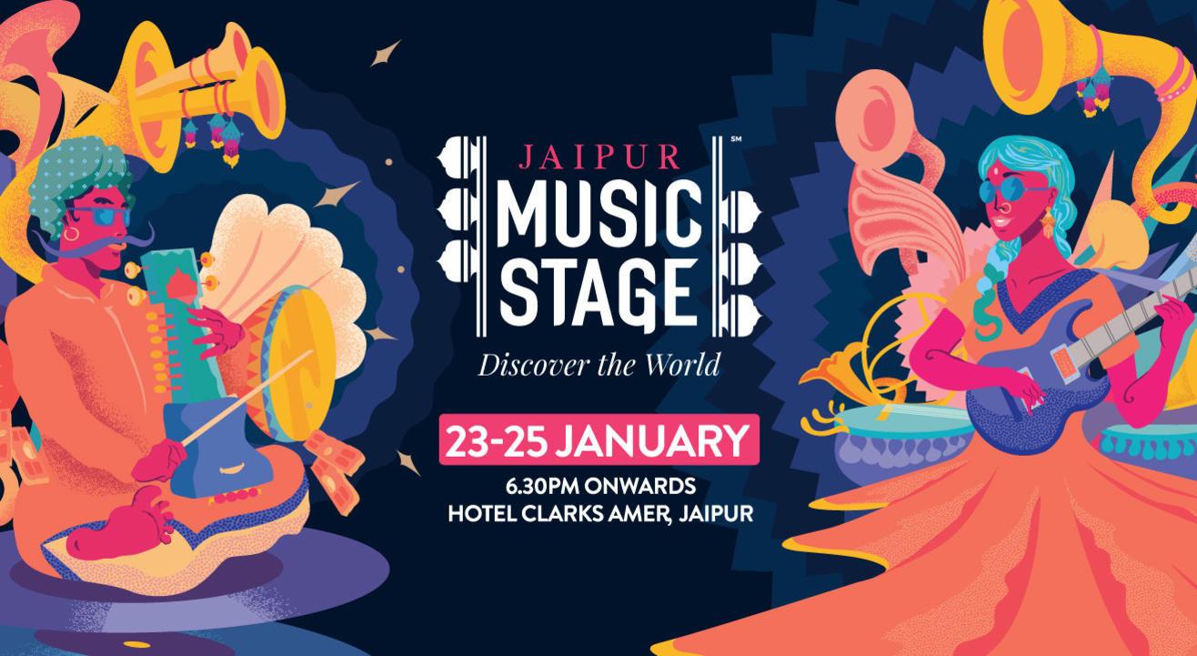 Jaipur Music Stage