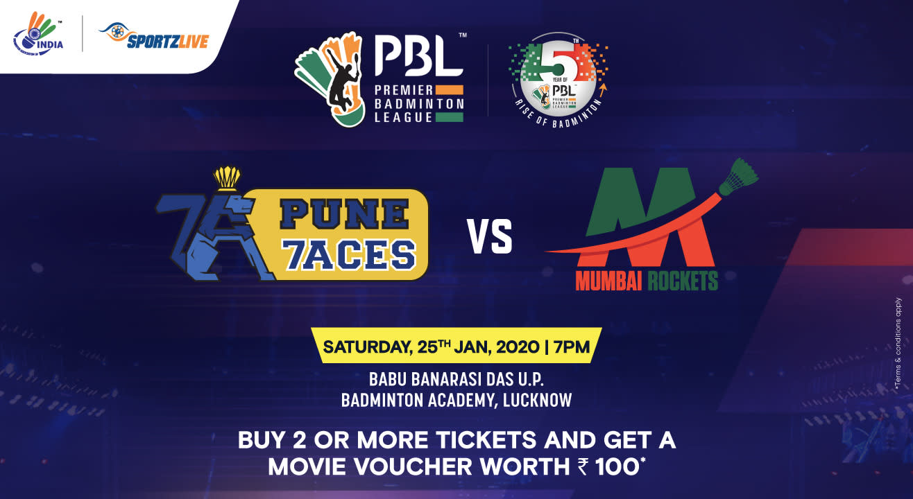 PBL 2020: Pune 7Aces vs Mumbai Rockets