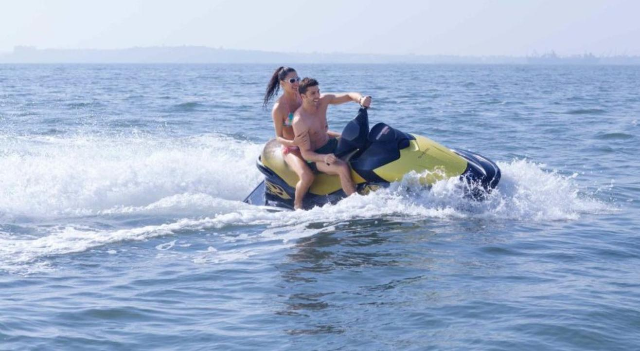 Water Sports In Diwar Island