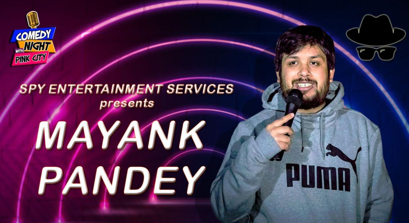 Comedy Night with Pink City