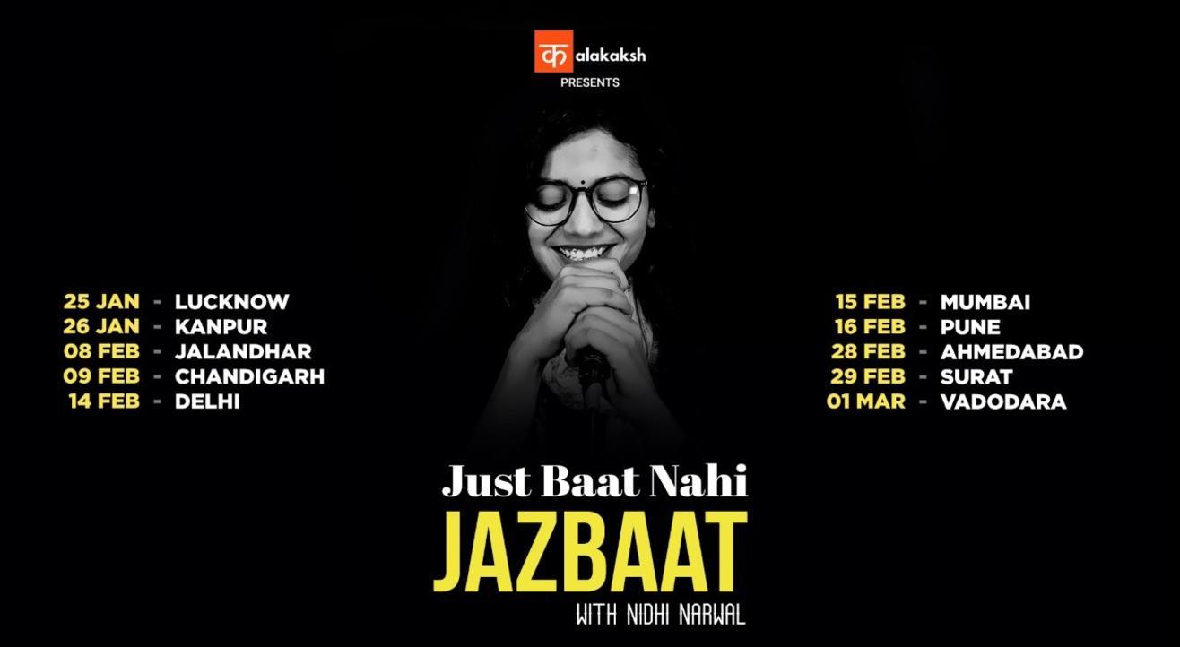 Just Baat Nahi Jazbaat With Nidhi Narwal | Surat