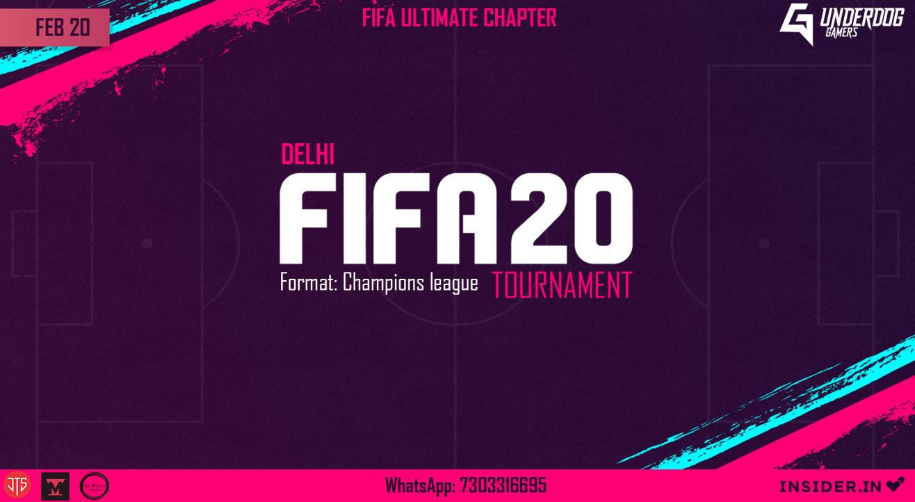 Underdog Gamers - FIFA Ultimate Delhi Chapter (Part 1)