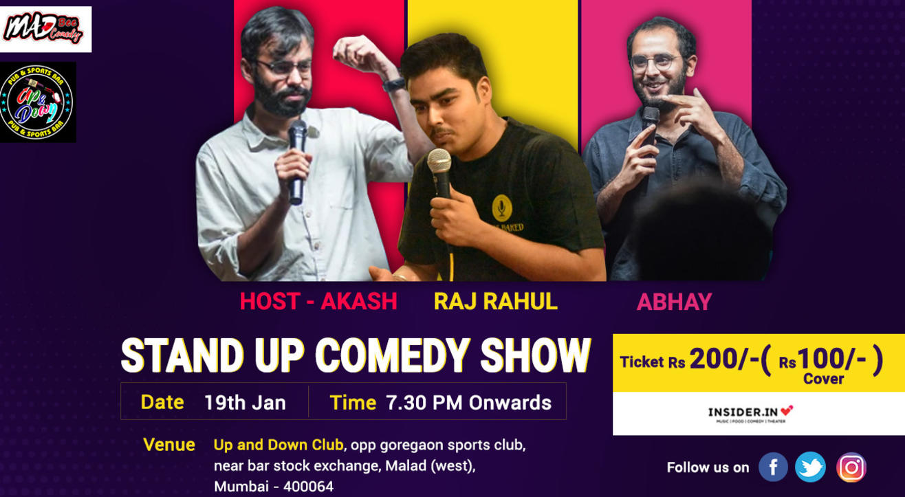 Stand-Up Comedy Show 6.0