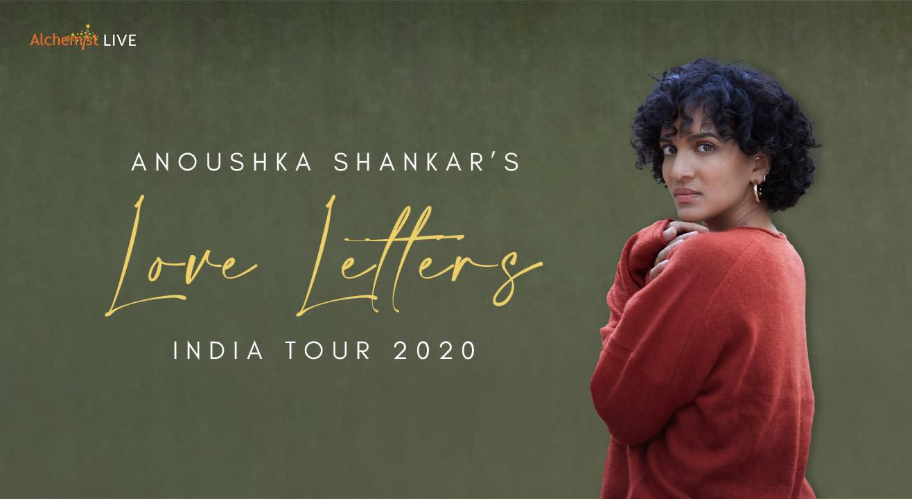 Anoushka Shankar's Love Letters India Tour – Mumbai