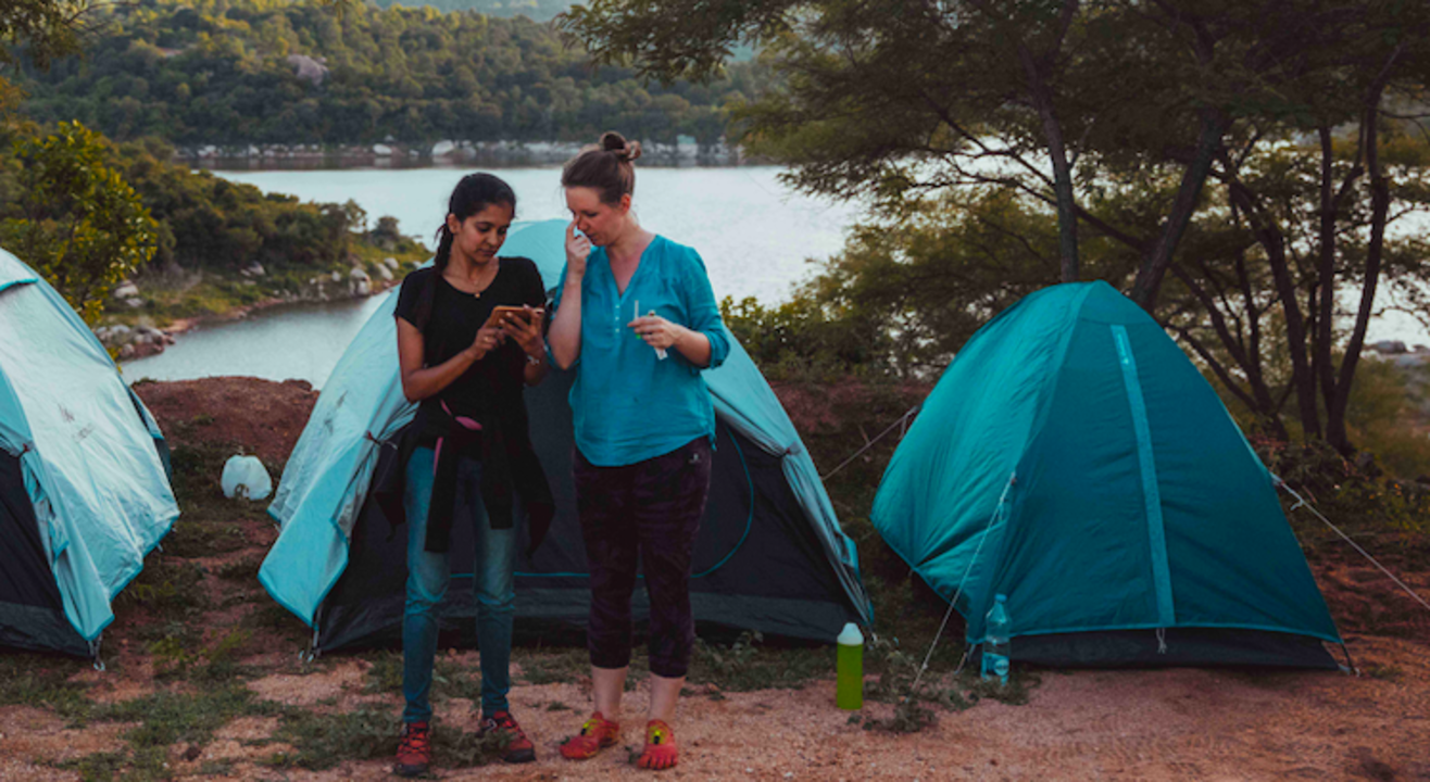 Pindrop Mystery Camp March Edition Near Bangalore by Campmonk
