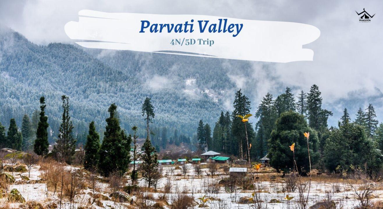 WanderOn Parvati Valley Trip