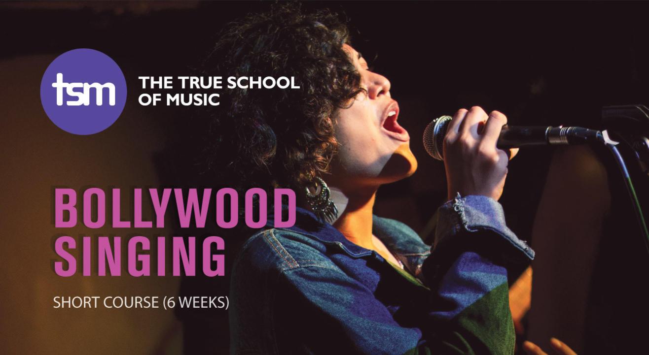 Bollywood Singing - Short Course (6 Weeks)