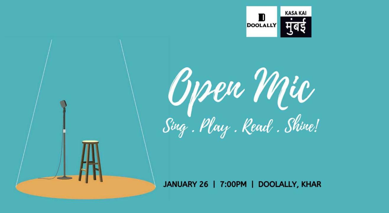 Open Mic (Republic Day Special ) Doolally Khar