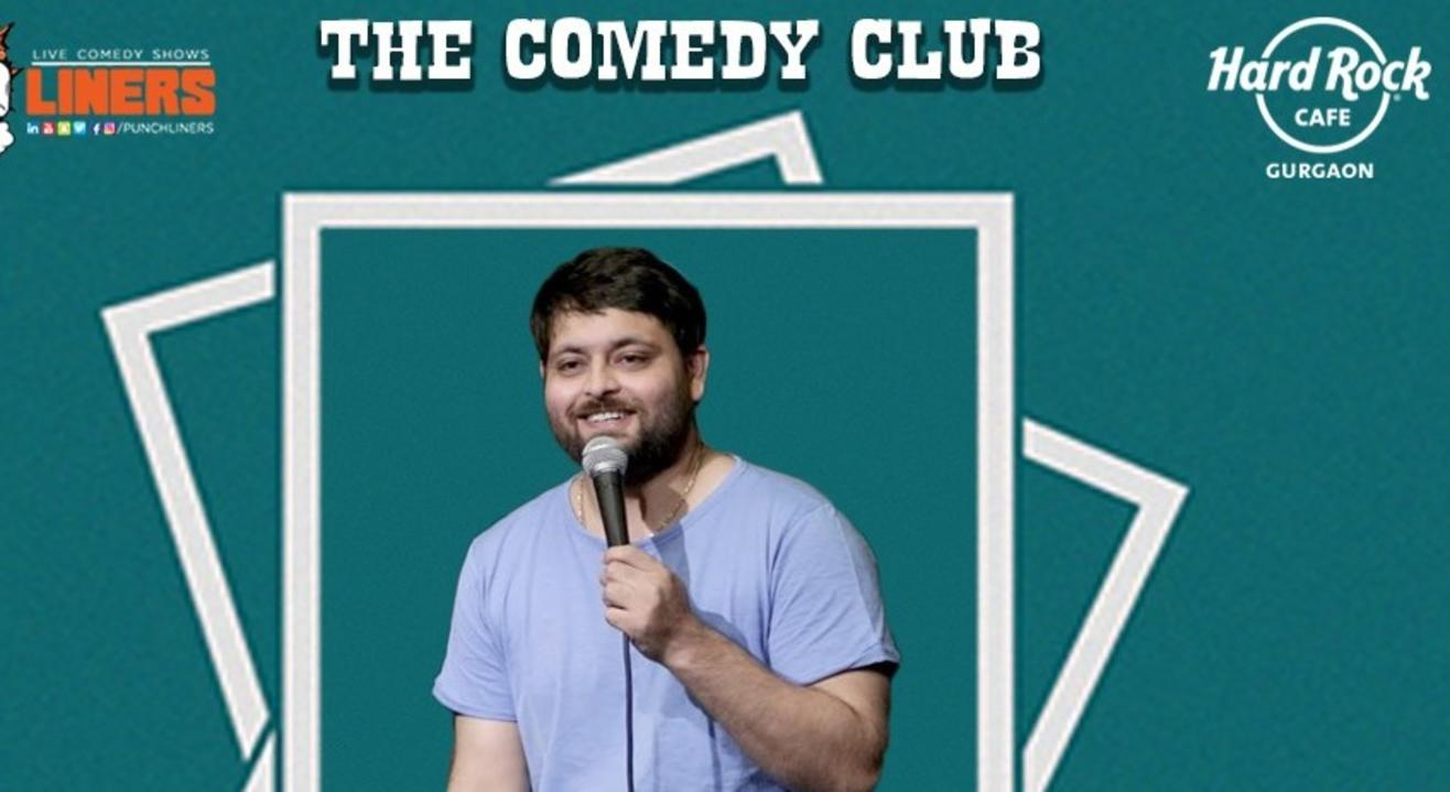 Punchliners Comedy Show ft. Devesh Dixit