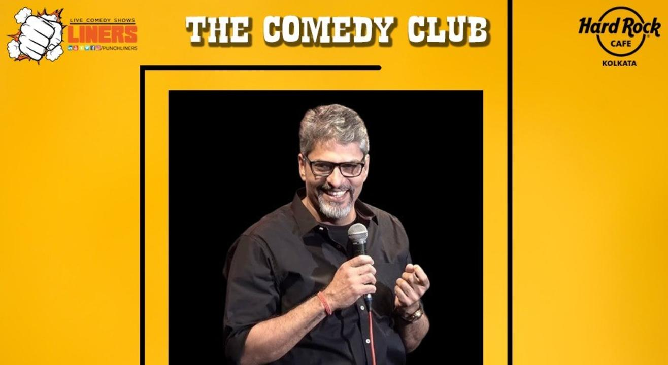 Punchliners Comedy Show ft. Manish Tyagi