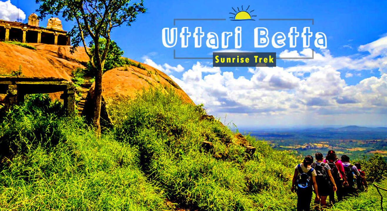 Uttari Betta Sunrise Trek | NammaTrip