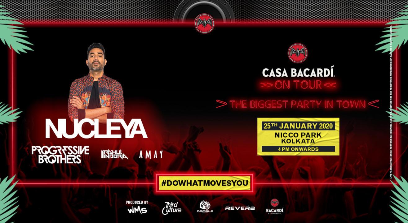 Casa Bacardi On Tour - Kolkata