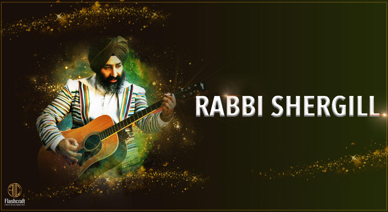 Rabbi Shergill live at Farzi Cafe!