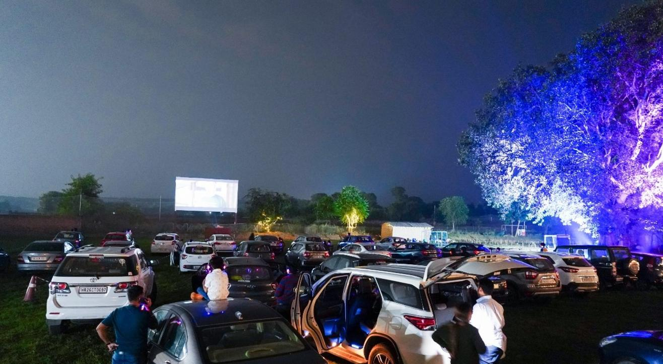 Drive In Cinema - Republic Day Special