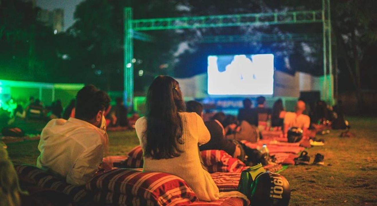 Open Air Cinema - Republic Day Special