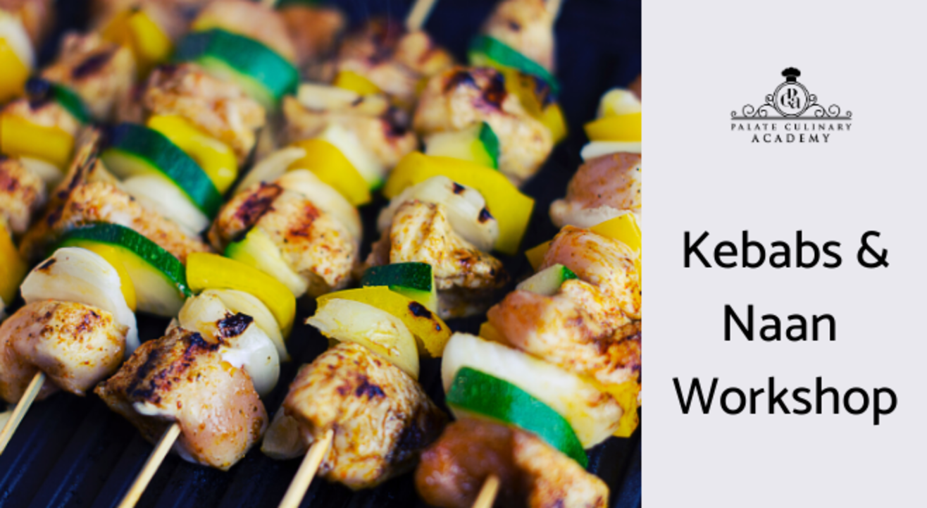 Kebabs & Naans Workshop