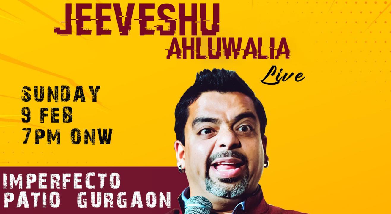 Jeeveshu Ahluwalia Live