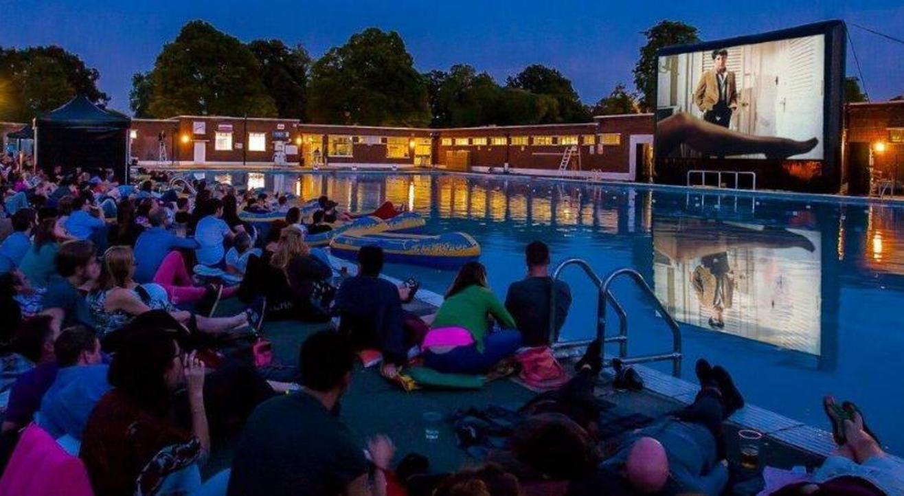 Open Air Cinema - Bollywood Weekend