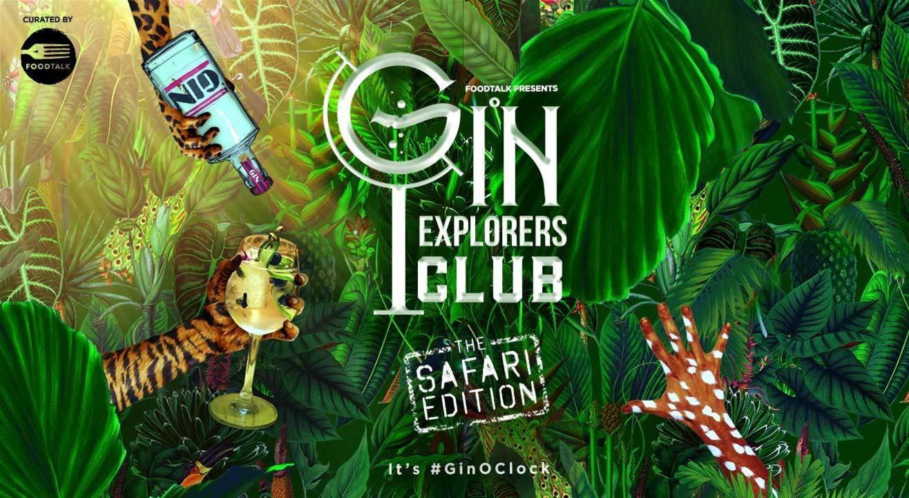 Gin Explorers Club 3.0