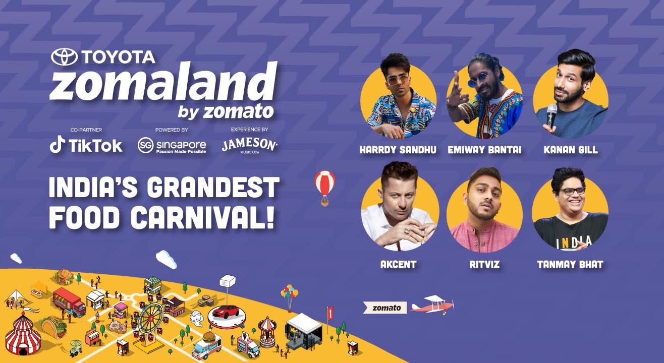 Zomaland by Zomato - Bangalore