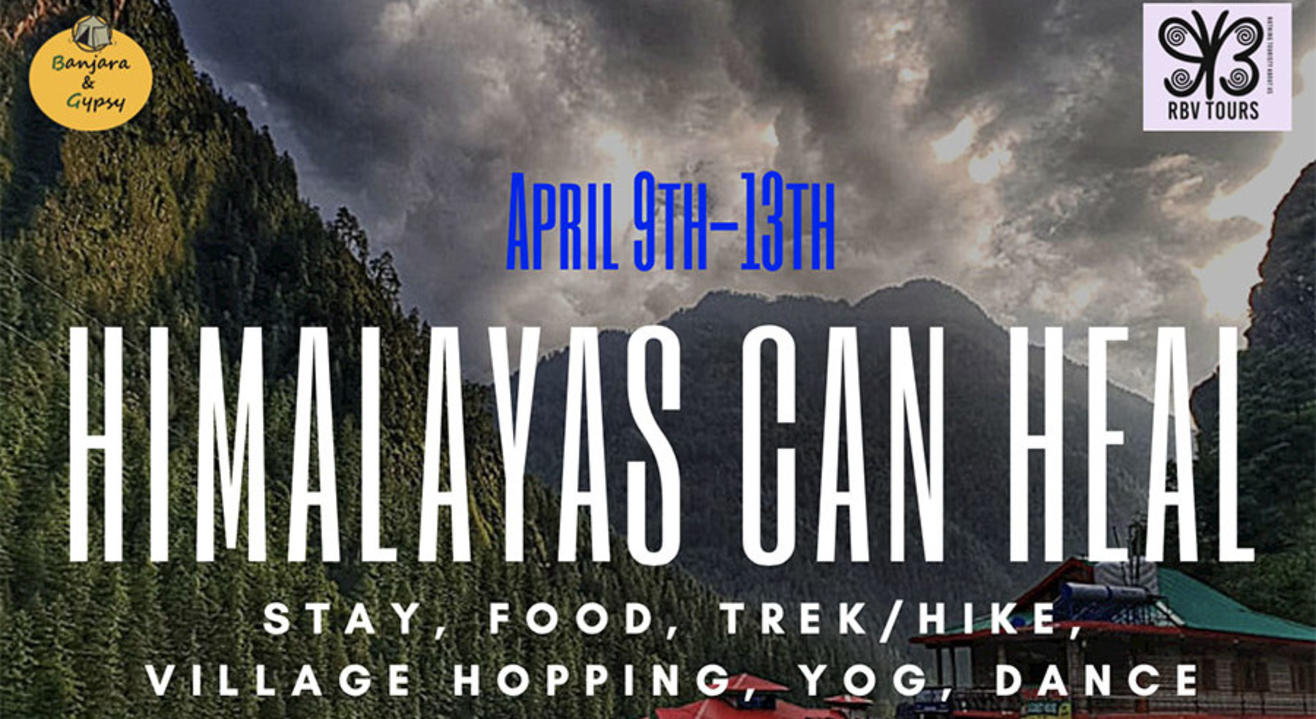 Himalayan Hidden Trails by Banjara and Gypsy
