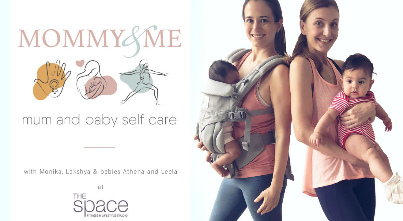 Mommy & Me | Mother and Baby Self Care Session