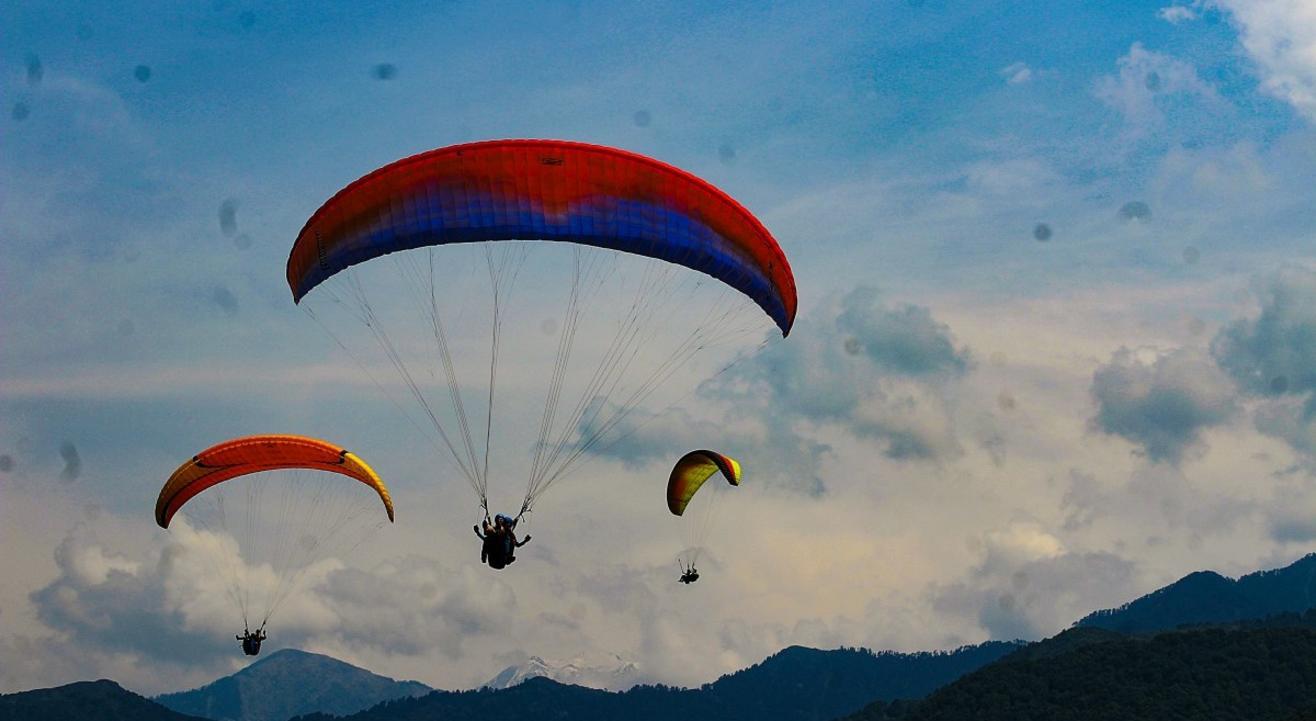 Paragliding and Trekking at Bir Billing