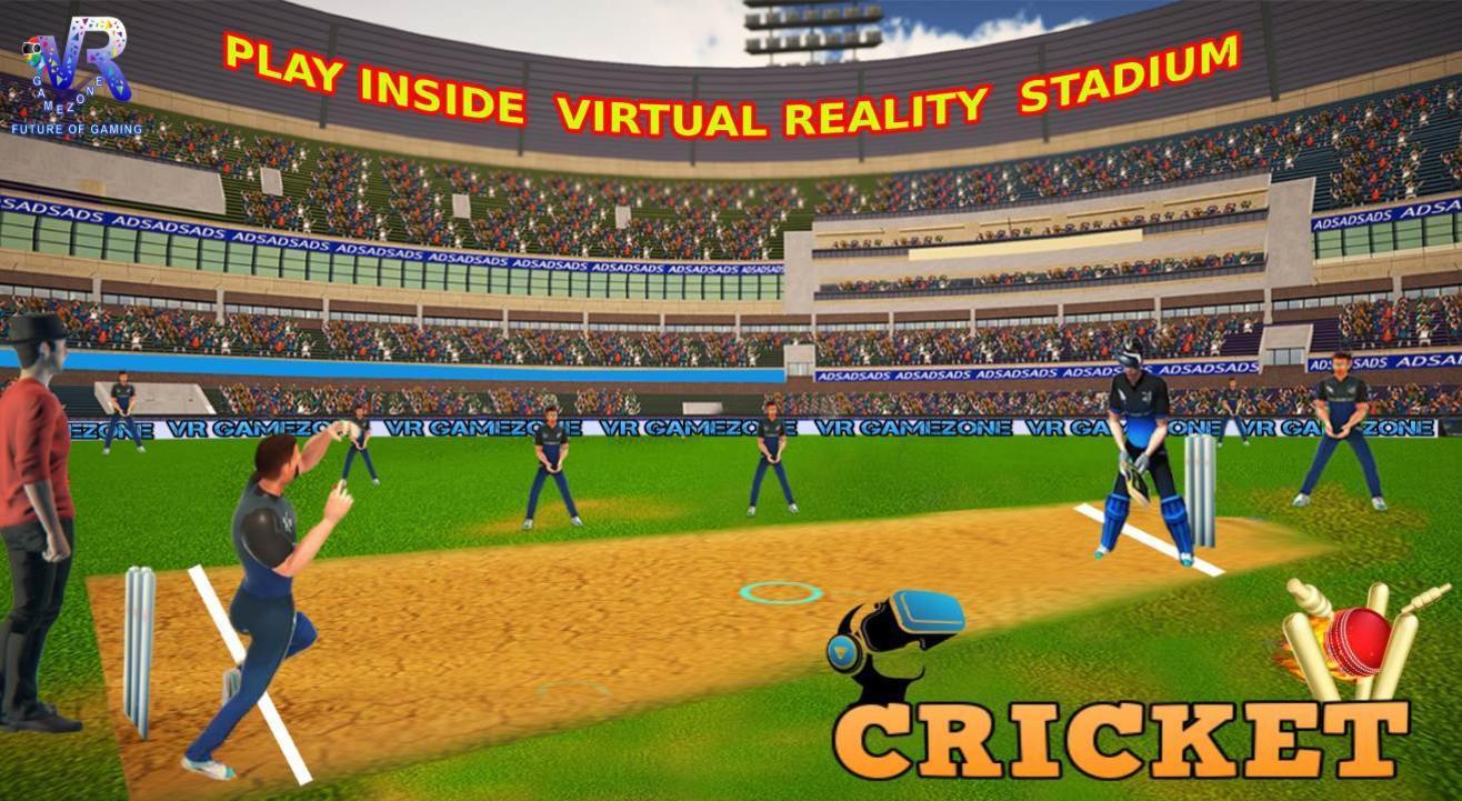 Cricket VR