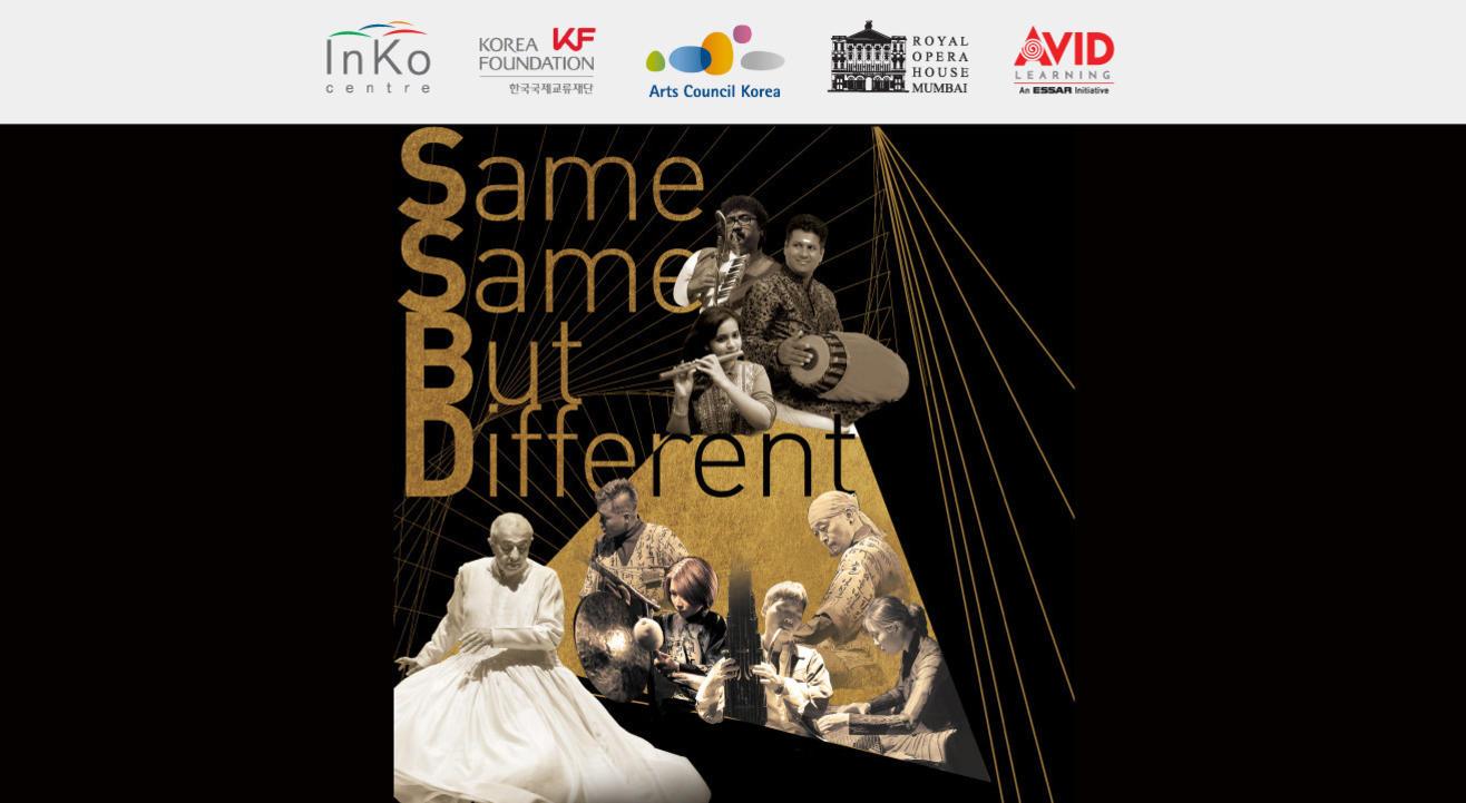 Same Same but Different | A Unique Indo-Korean Collaboration