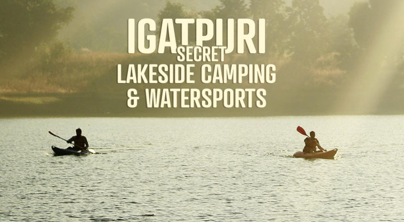 Igatpuri Secret Lake Camping & Watersports