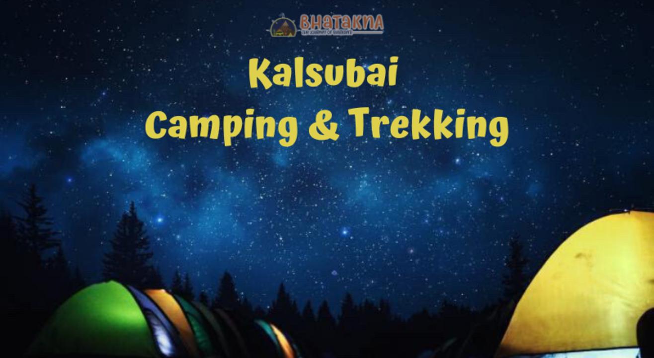 Kalsubai Trekking & Camping