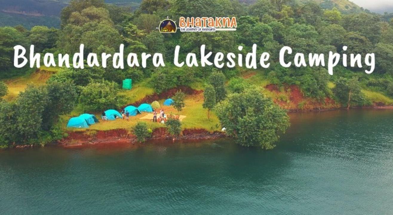 Bhandhardara Lakeside Camping