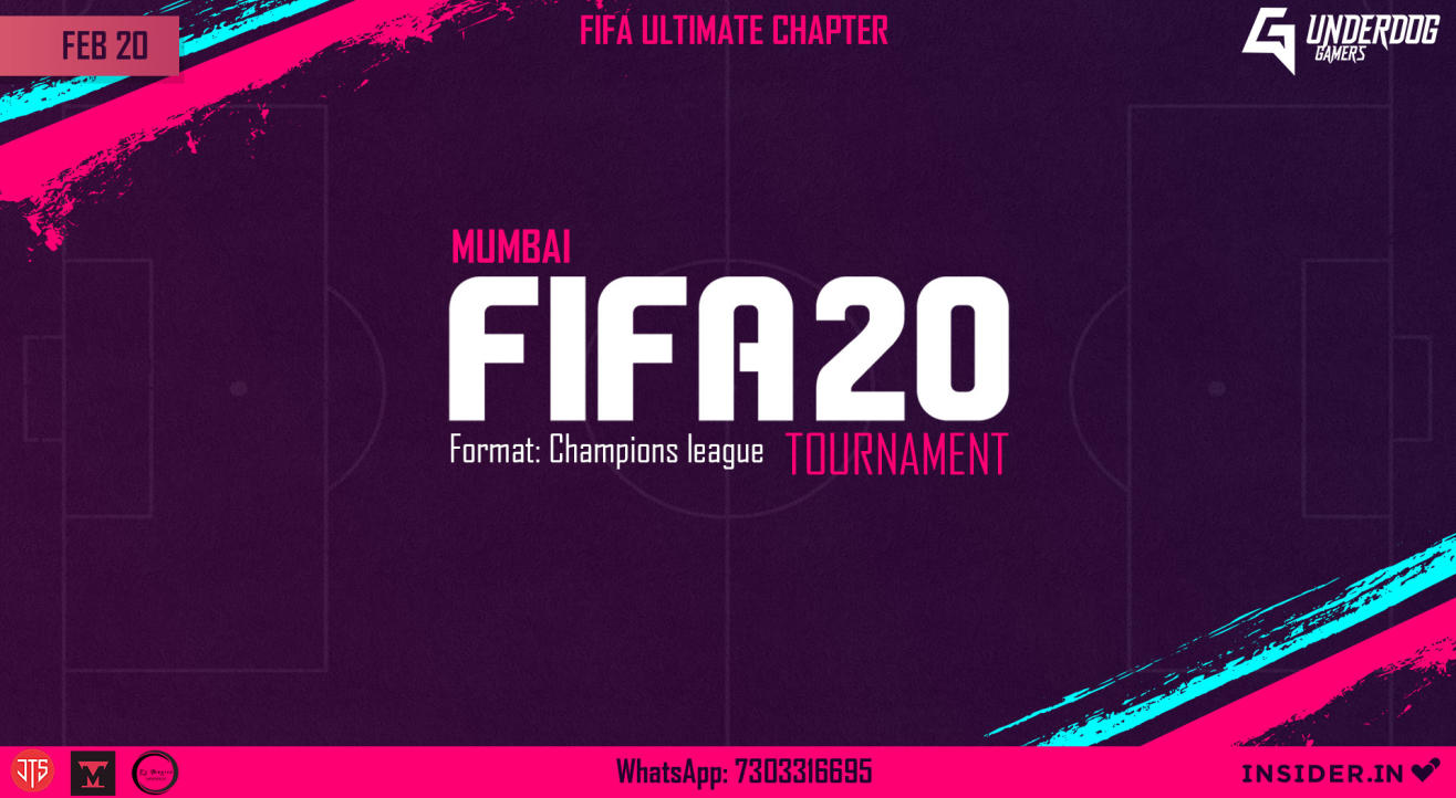 Underdog Gamers - FIFA Ultimate Mumbai Chapter (3rd PART)