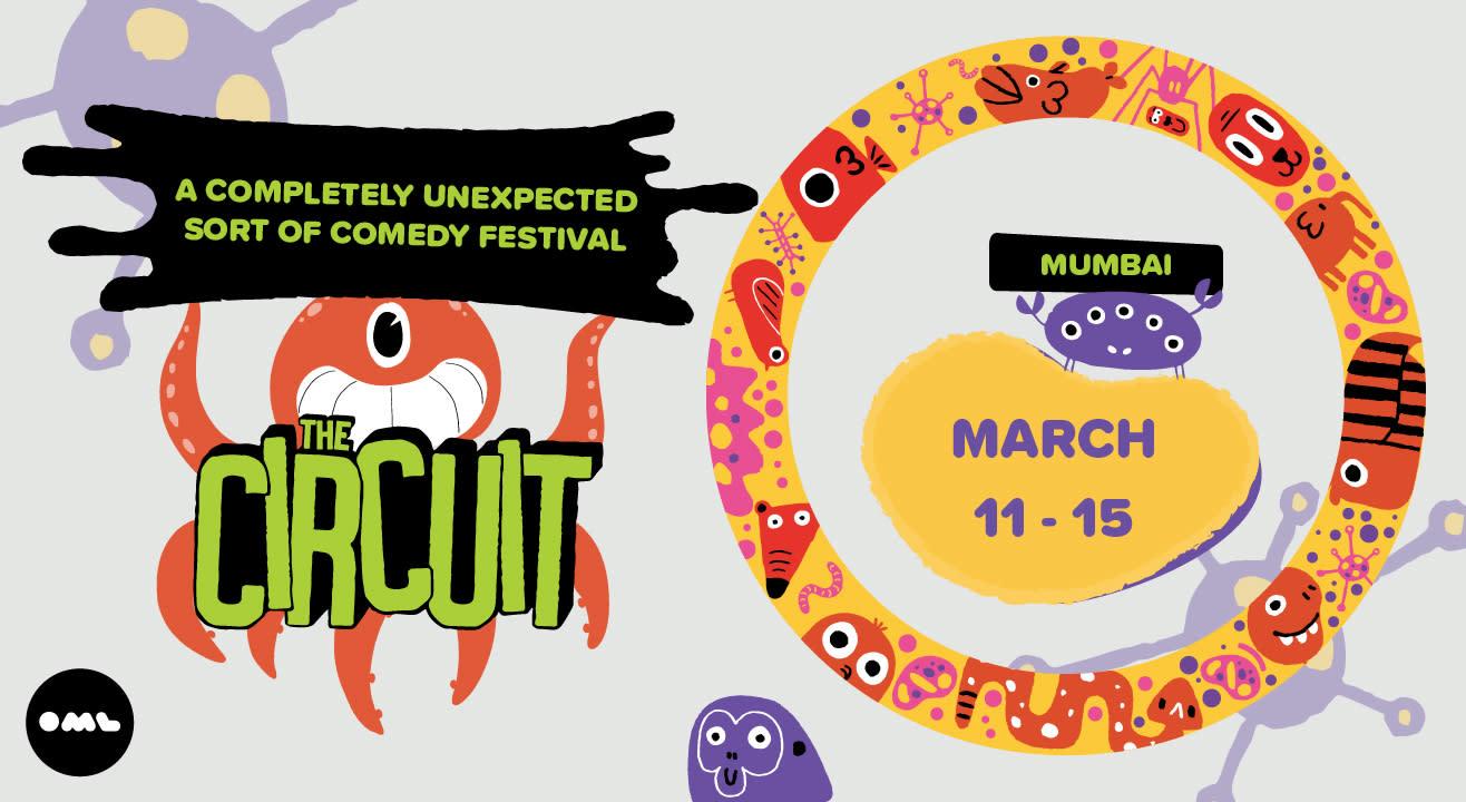 The Circuit Comedy Festival 2020 - Mumbai