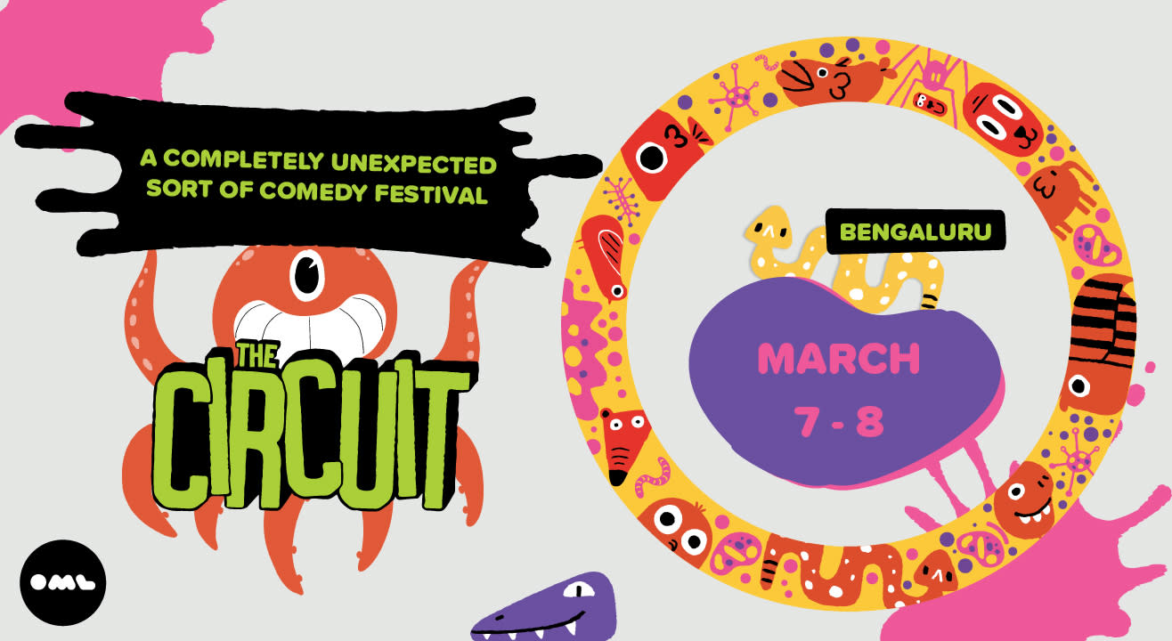 The Circuit Comedy Festival 2020 - Bangalore