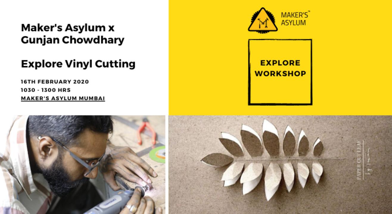 Design Custom Vinyl Sticker Workshop
