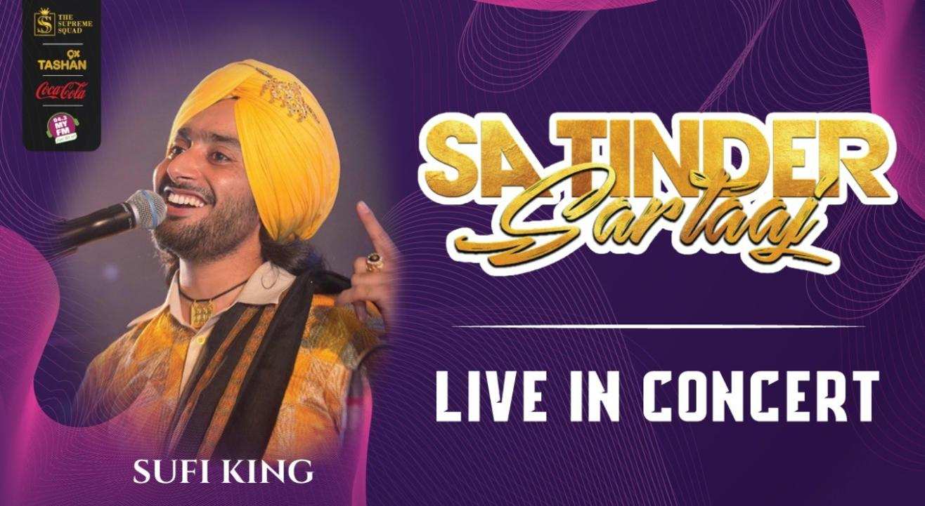 Sufi Night With Satinder Sartaaj