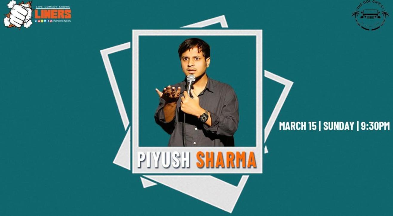 Punchliners Comedy Show ft Piyush Sharma in Delhi