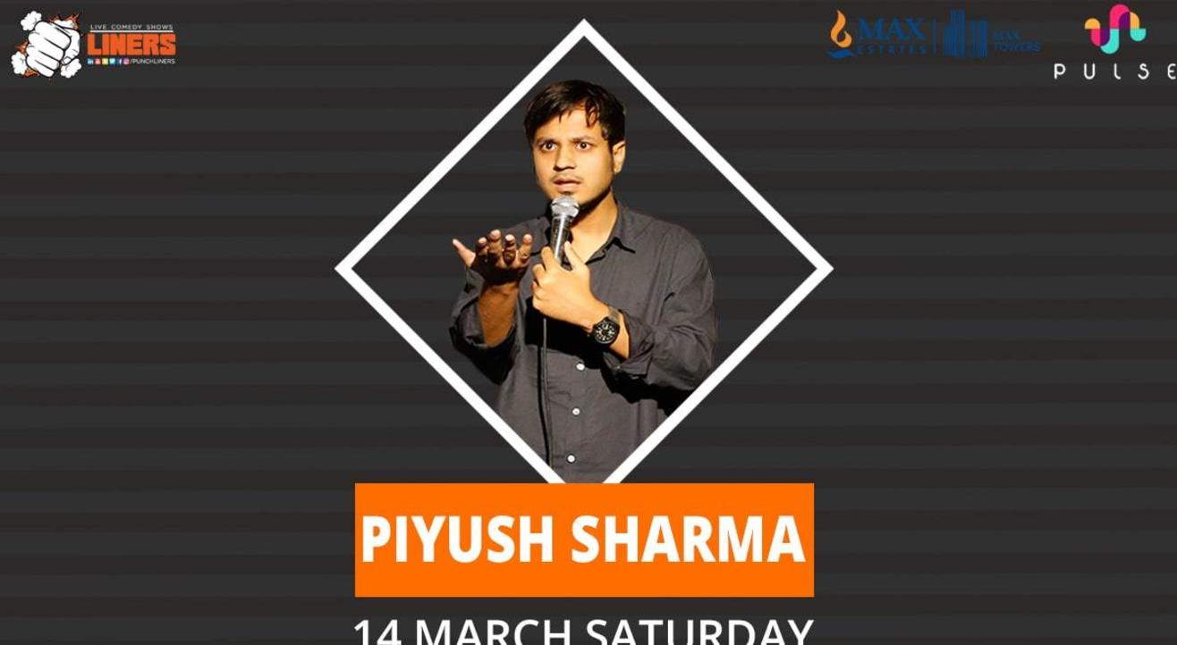Punchliners Comedy Show ft. Piyush Sharma