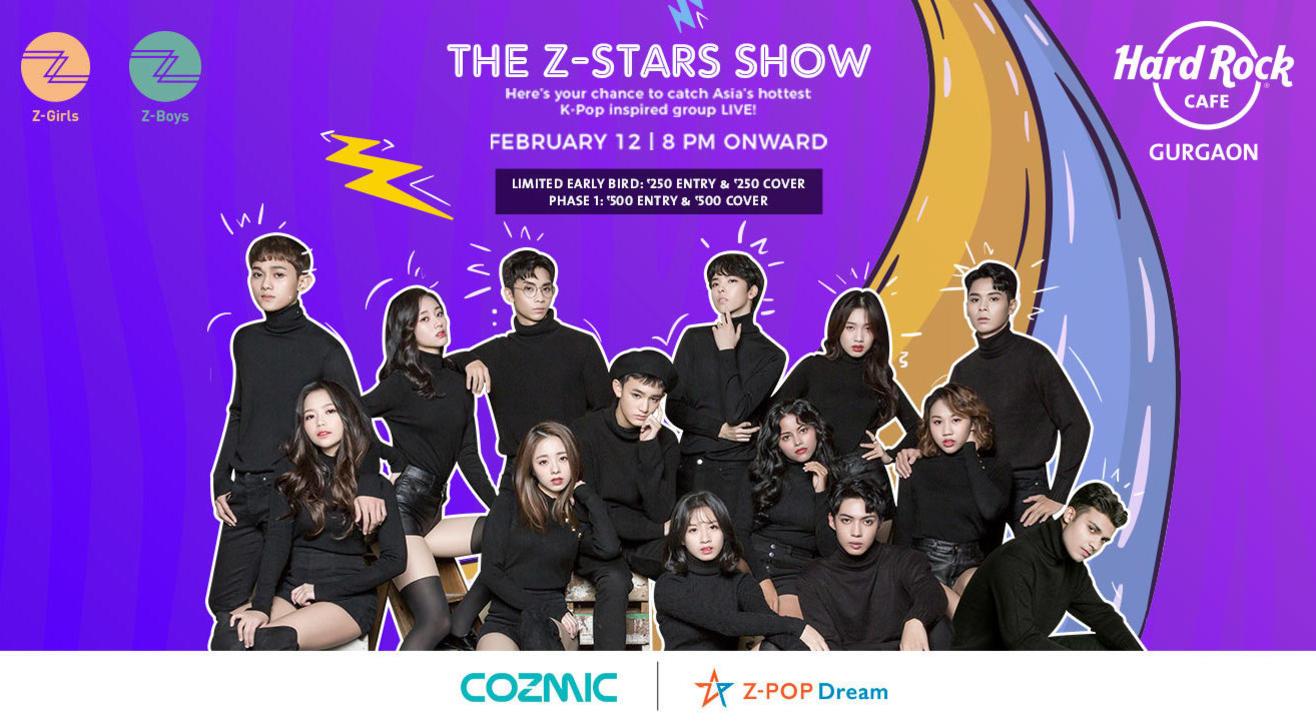Z-Stars Show