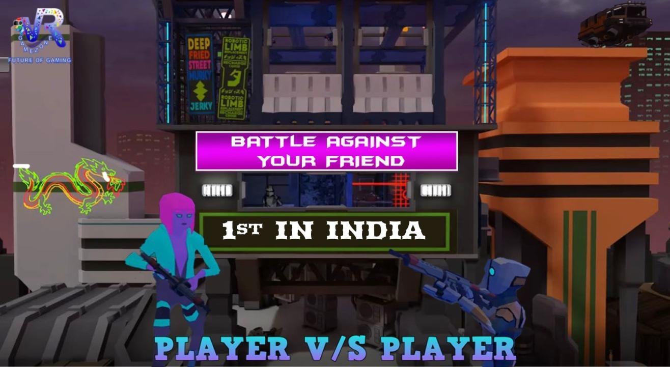 PvP - Player vs Player VR