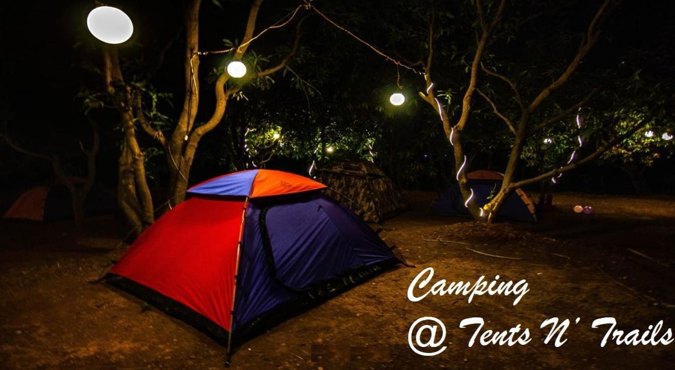 Camping @Tents N' Trails East
