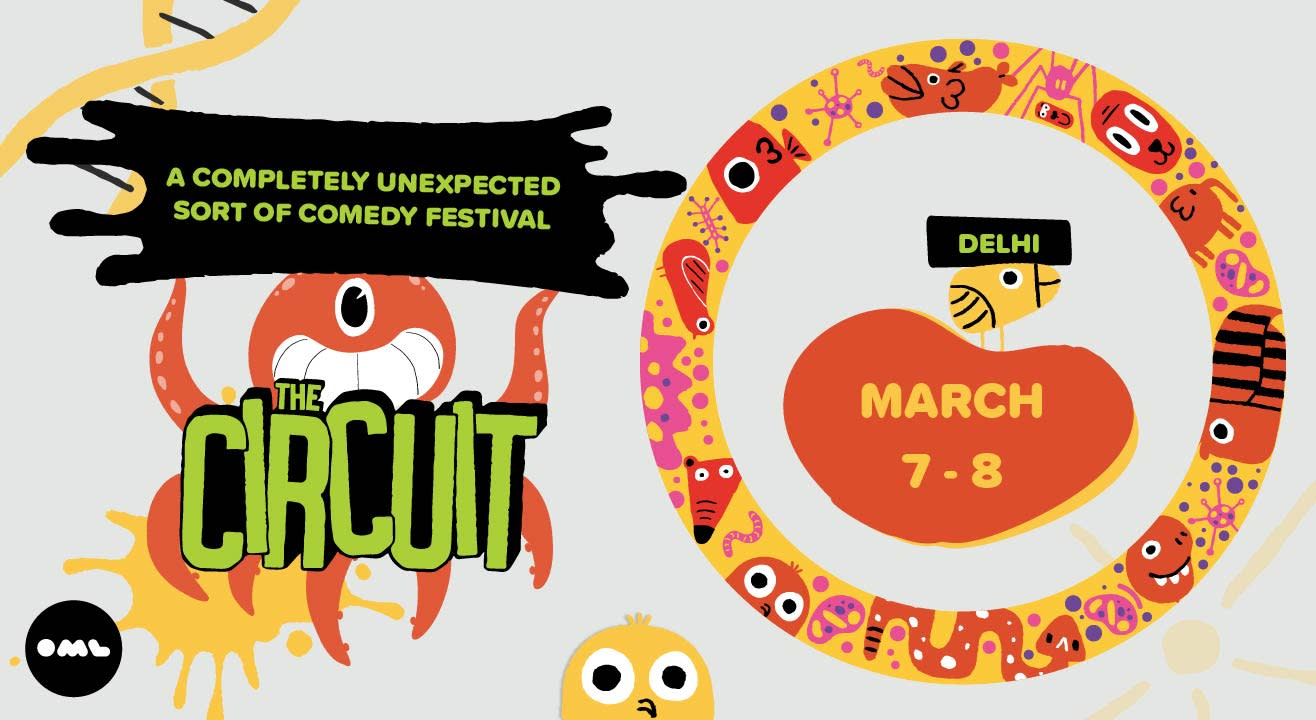 The Circuit Comedy Festival 2020 - Delhi